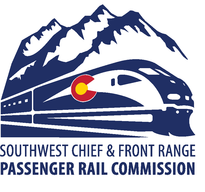 Southwest Chieft & Front Range Passenger Rail logo