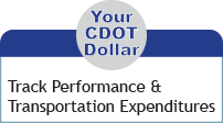 Your CDOT Dollar Badge