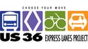 US 36 Managed Lanes Logo