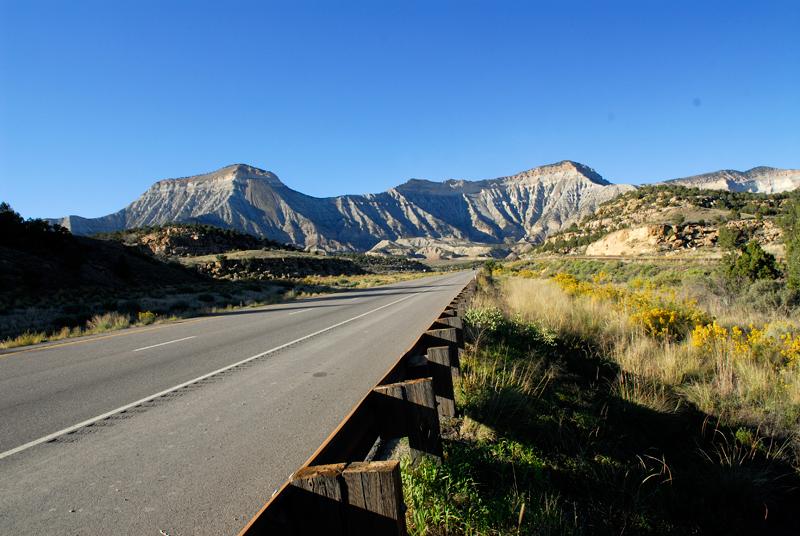 Bookcliffs Highway