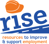 RISE Trainee Support Logo
