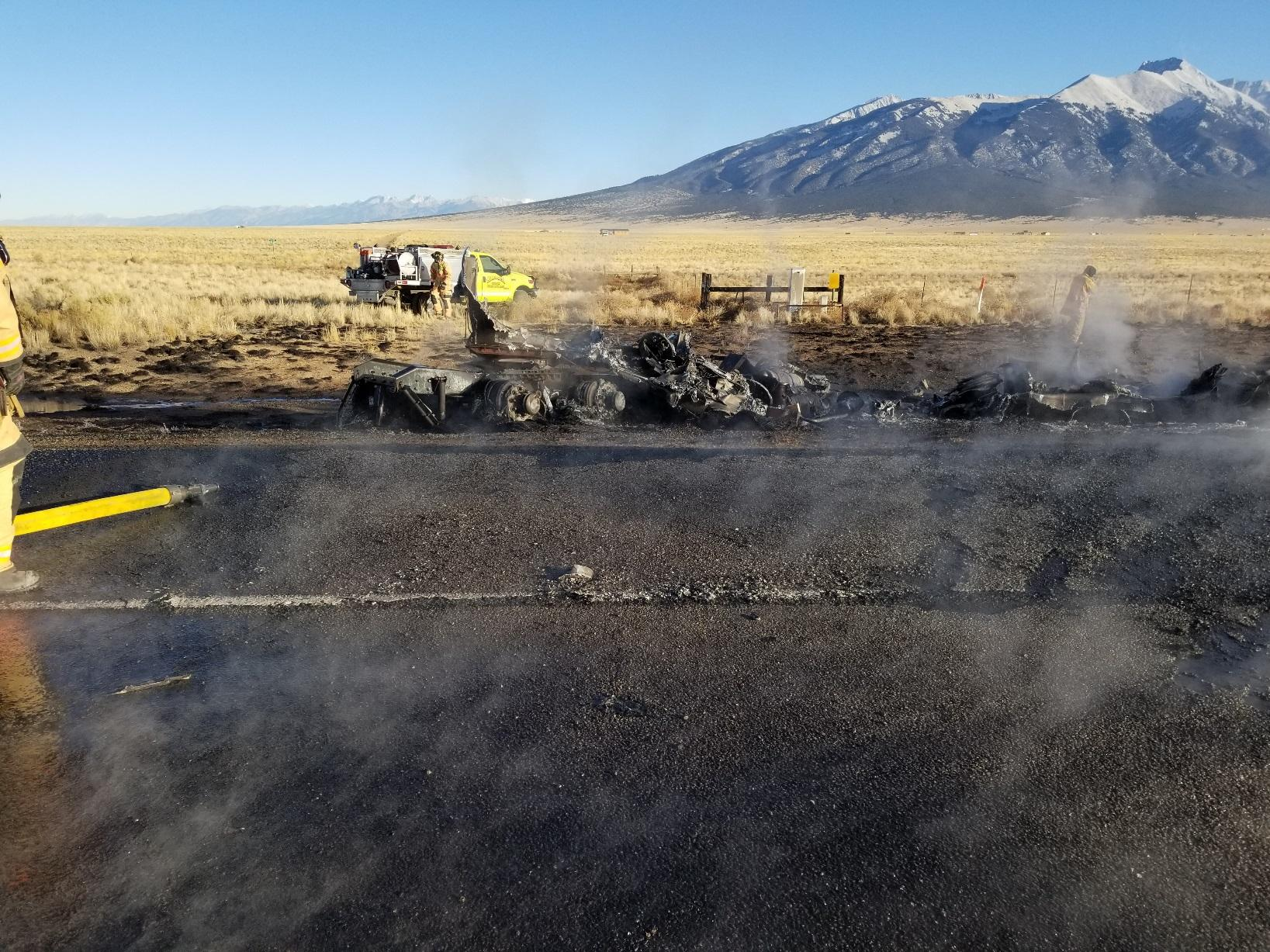 US 160 near Alamosa after crash.jpg