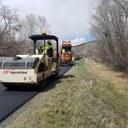 Paving US 550 from Montrose - Ridgway