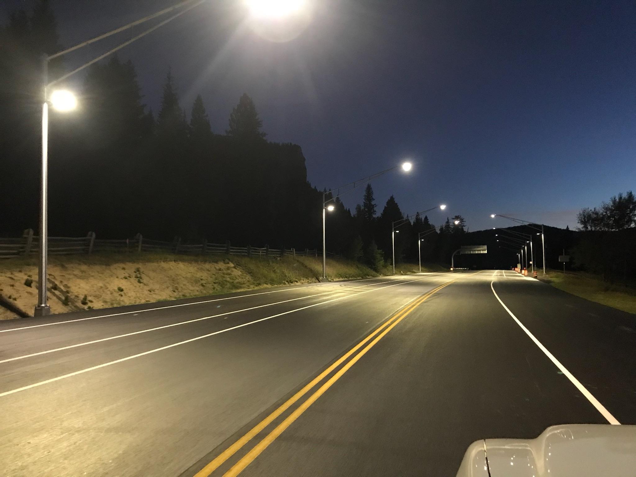 9 new luminaires on US 160.jpg detail image
