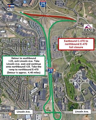 Eastbound C-470 Emergency Detour.png detail image