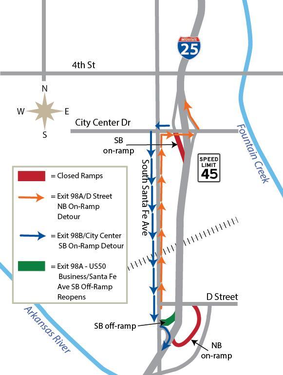 I-25 Lane Closures and Ramp Detours.jpg detail image