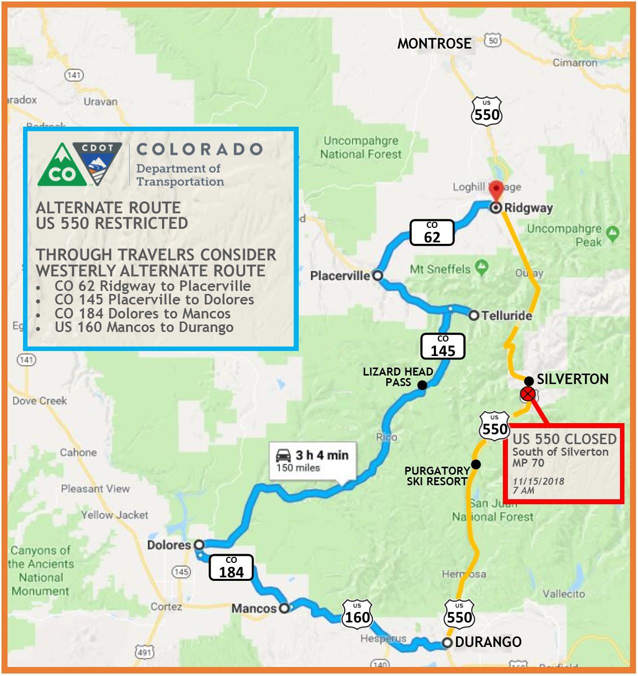 US 550 Alternate Route.jpg detail image