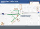 Brighton Boulevard Map thumbnail image
