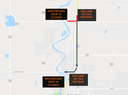 US 85 and Weld County Road 18 intersection improvements project thumbnail image