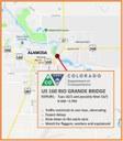 US 160 Rio Grande Bridge Repairs thumbnail image