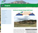 US 550 US 160 project webpage thumbnail image