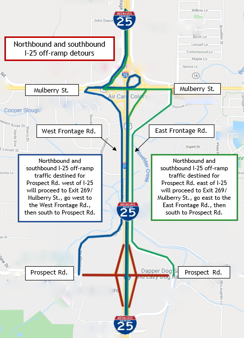 I-25 off-ramps from Prospect Closure Detour FINAL (1).PNG