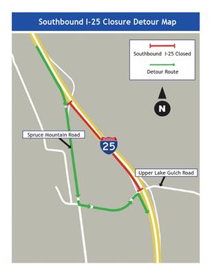 SB I-25 detour map.png