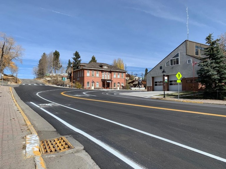 US 24 completed overlay 2