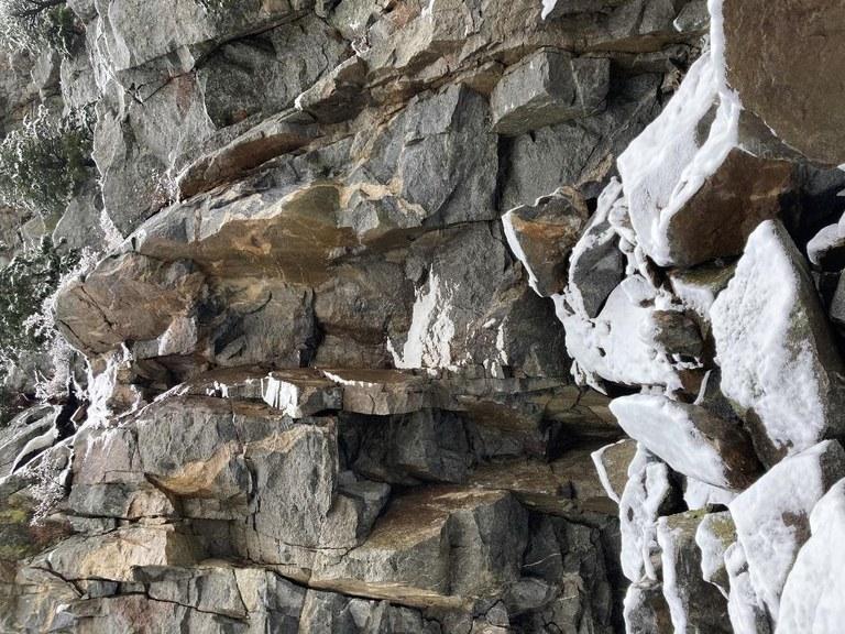 CO 119 Rockfall roadway 3