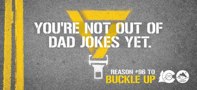 You're not out of Dad's jokes yet reason stencil