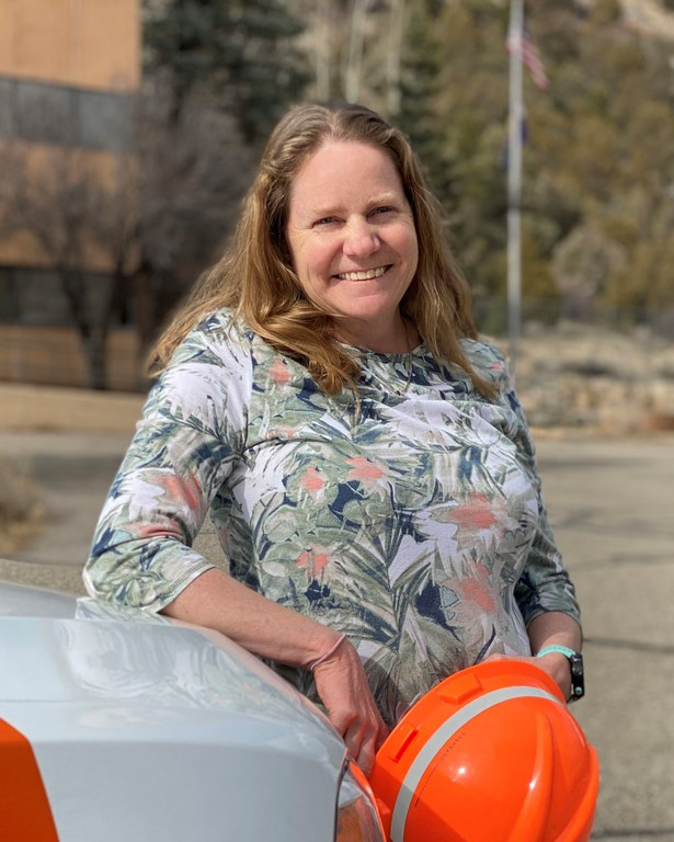 Julie Constan, new Regional Transportation Director for southwest and south-central Colorado