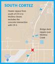 US 160 Cortez Map tan.png