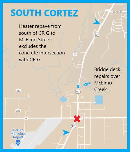 US 160 Cortez Map tan.png detail image