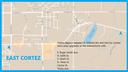 US 160 E Cortez Map.png