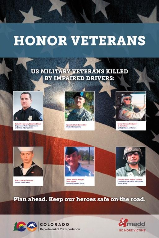 Memorial Day Vets Poster