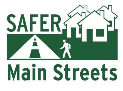 Safer Main Streets Initiative logo