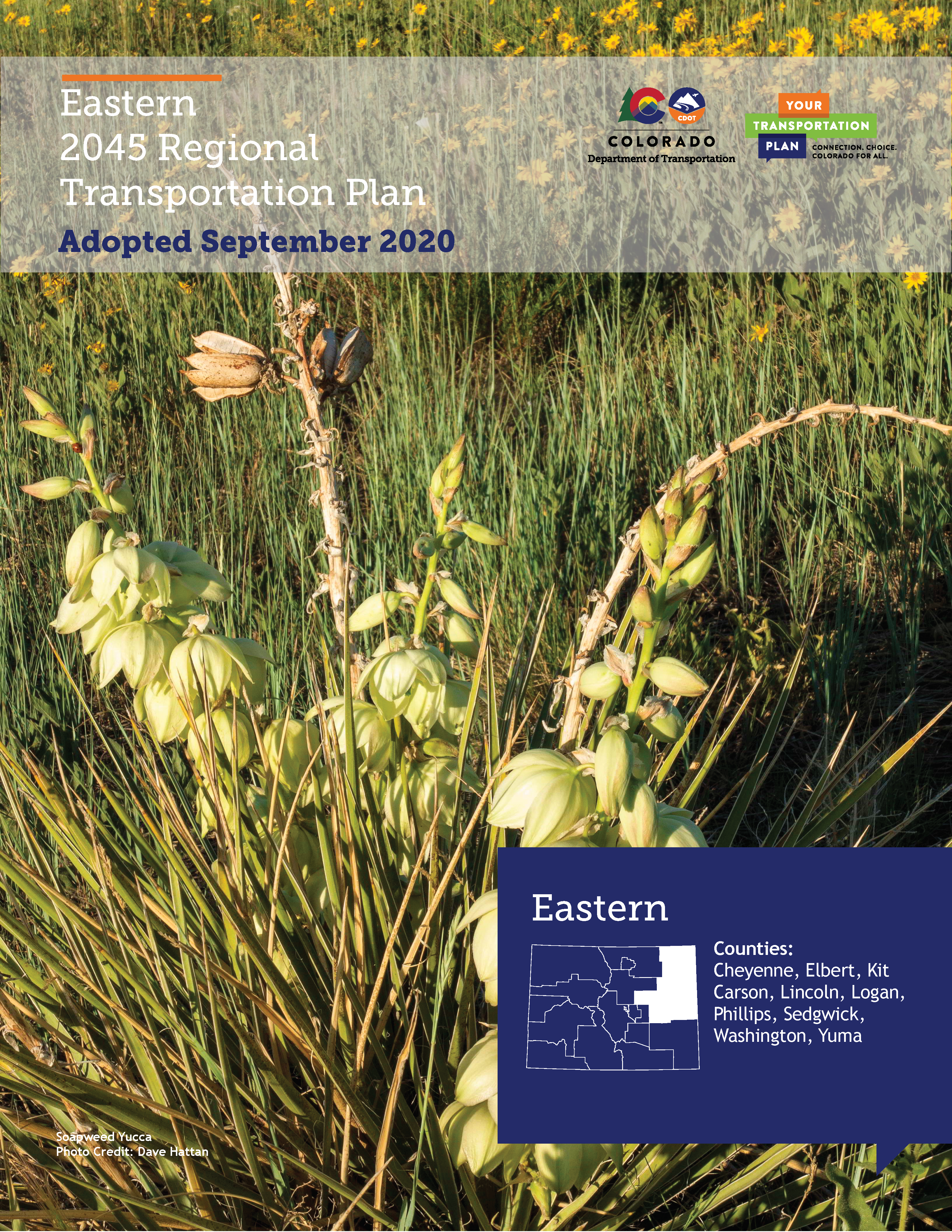 Eastern Regional Transportation Plan 2045