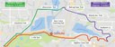 Mary Carter Greeway Trail Detour