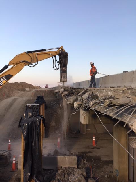 Demolition Work 2