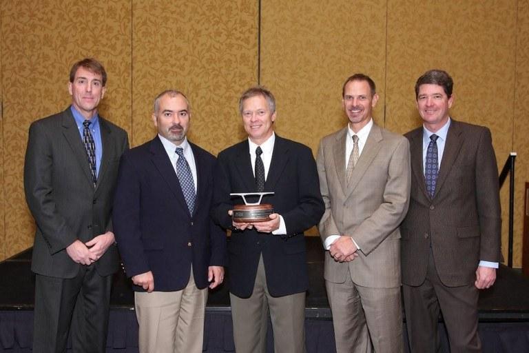 Maroon Creek Award Photo 2010