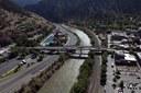 Aerial - Grand Ave Bridge