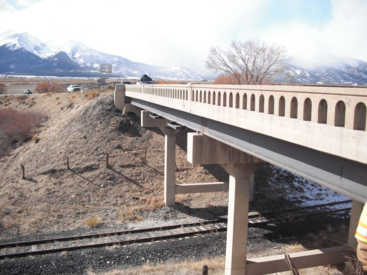 US 24 Bridge over UPRR
