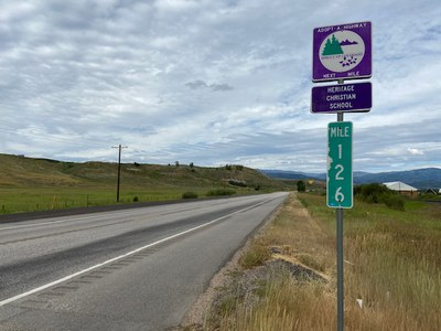 US 40 Chipseal in Steamboat Springs