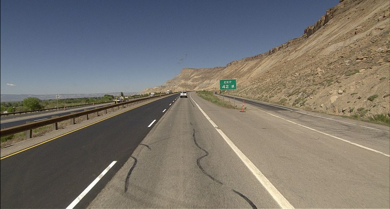 I-70 at Palisade Interchange (#42)
