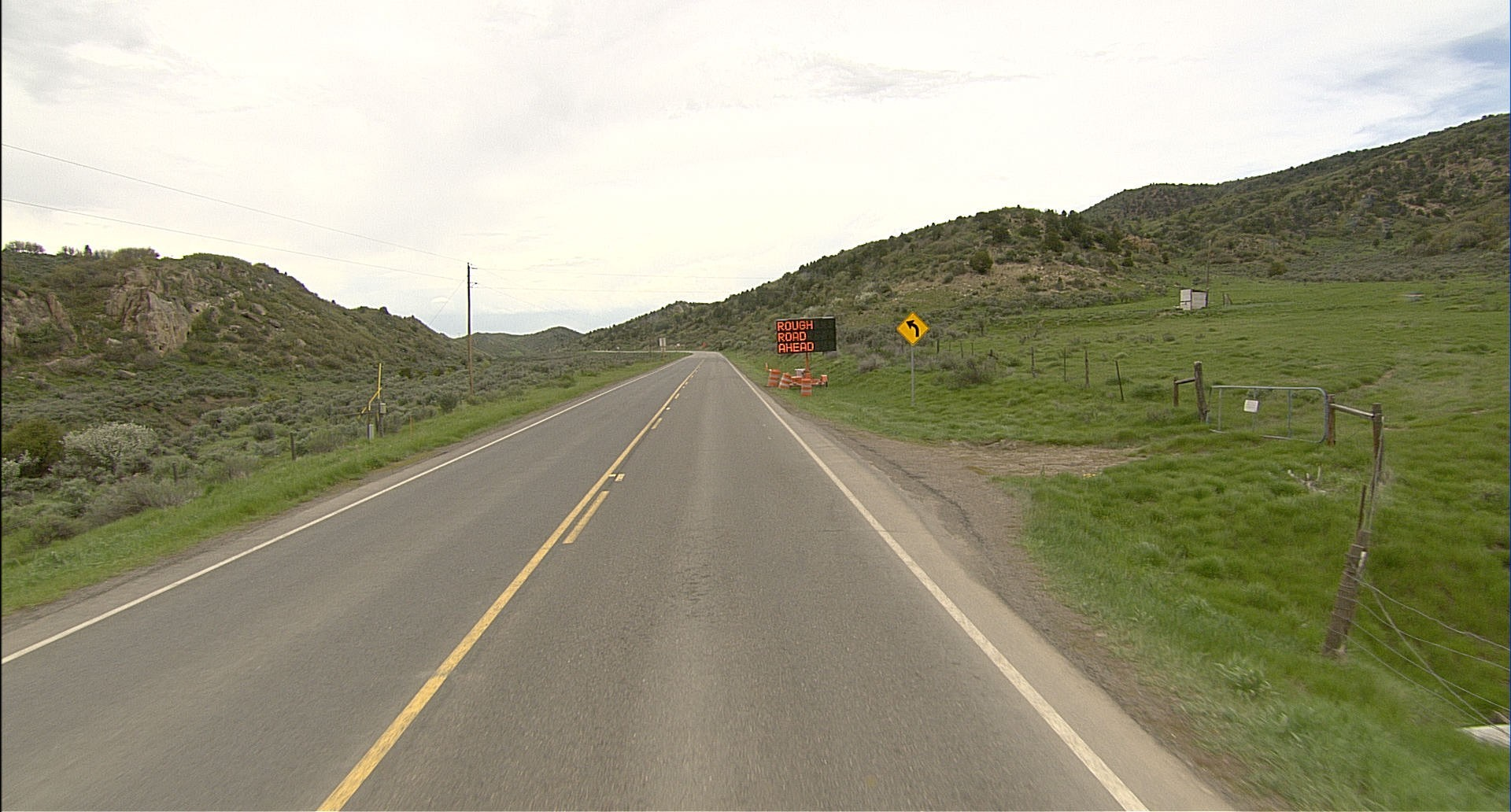 State Highway 13 at Rio Blanco Hill detail image