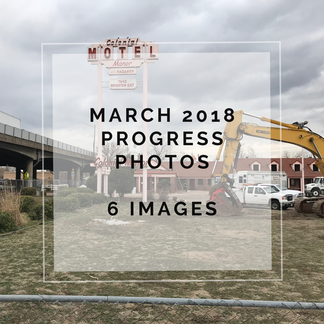 March 2018 Central 70 Project Photo Slideshow