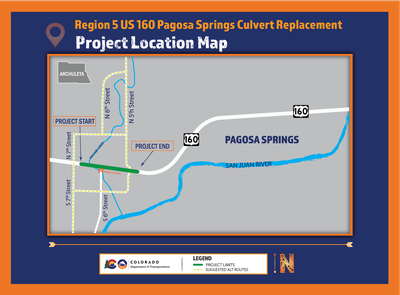 McCabe Creek Project Map