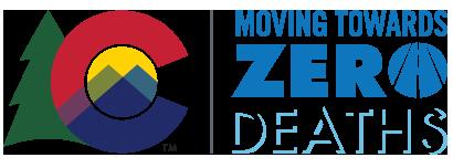 Moving Towards Zero Deaths logo