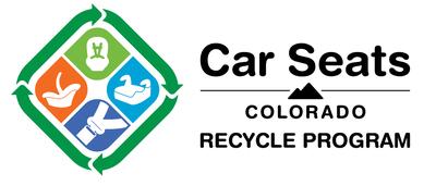 Car Seats Colorado Recycle Program logo
