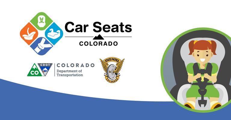 Car Seats Colorado logo