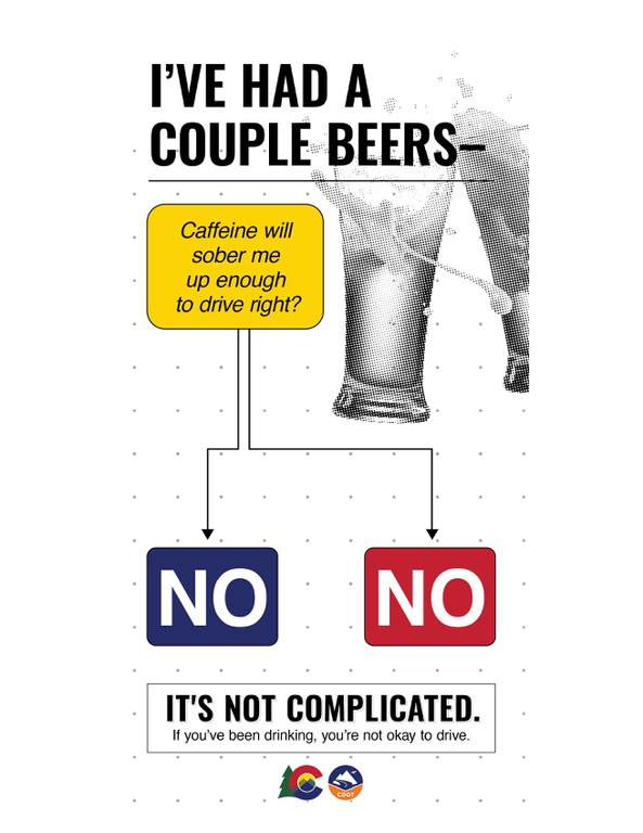 I've had a couple of beers infographic