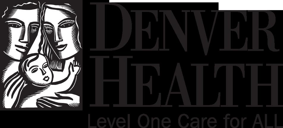 Denver Health logo detail image