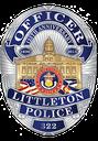 Littleton Police Department logo thumbnail image