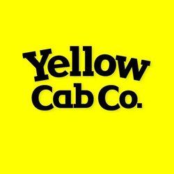 Yellow Cab logo detail image