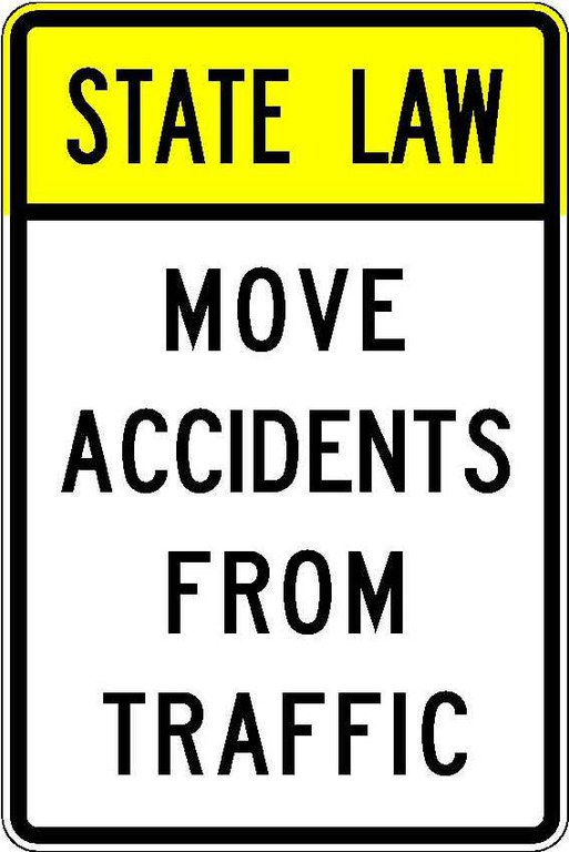 R52-6 State Law - Move Accidents From Traffic JPEG