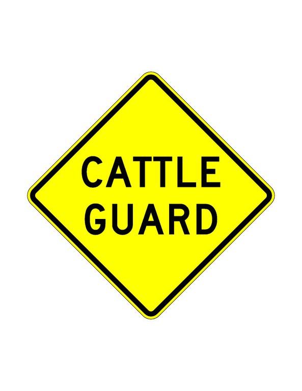 W11-54 Cattle Guard JPEG