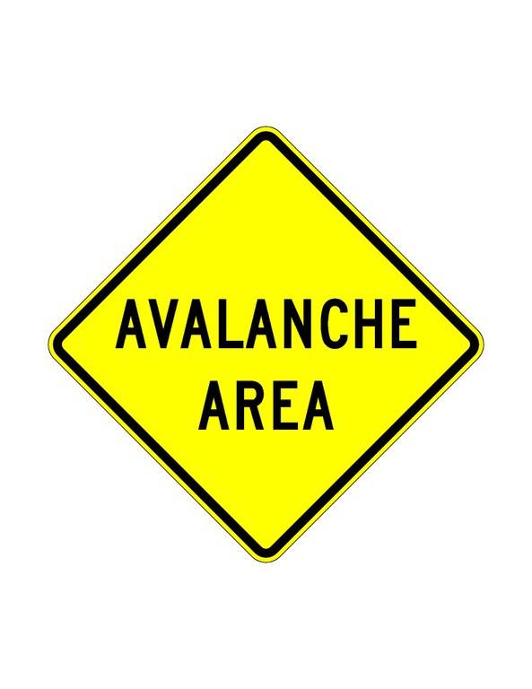 W12-53 Avalanche Area JPEG