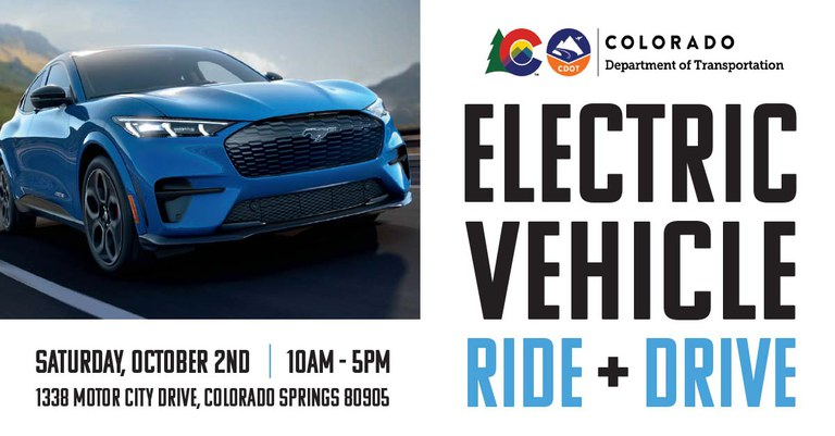 Electric Vehicle Ride and Drive Event