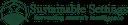 Sustainable Settings logo