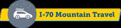 I-70 Mountain Travel logo